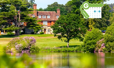 Champneys Forest Mere: All Inclusive 26 Hr Spa Break for 2 in Double/Twin Room Plus Optional Treatments