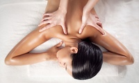30-Minute Chair Massage for  Back, Neck and Shoulder (£12) Plus Acupuncture (£19) at Shujun Healthcare (Up to 68% Off)