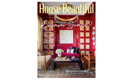 One- or Two-Year Subscription to House Beautiful (Up to 71% Off)