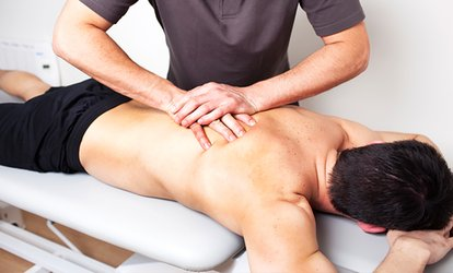 image for One-Hour Sports Massage at Sports Massage Therapy (54% Off)