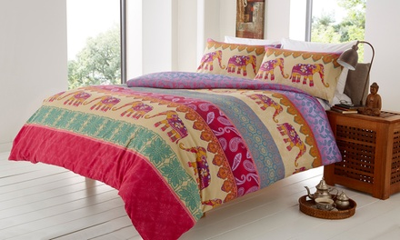 Elly Duvet Cover Set in Choice of Style