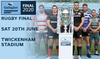 Rugby Final: Gallagher Premiership 2020 Tickets