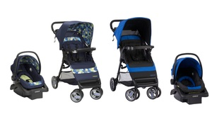 Cosco Simple Fold Travel System Reviews