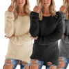 Pull ample pour femme