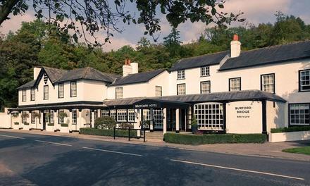 Surrey: 4* Classic Double Room • Holiday deals Mercure Box Hill Burford Bridge Hotel