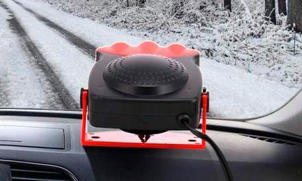 Climatizador 2 en 1 para coche