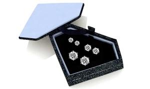 3 BO cristaux Swarovski®