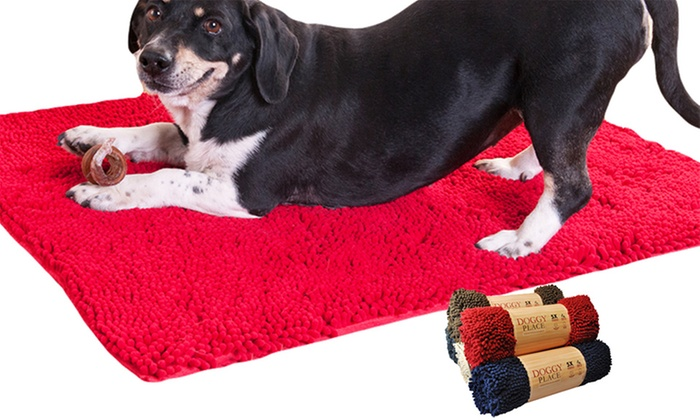 1c9055fd9379 Up To 54% Off on My Doggy Place Dog Doormat | Groupon Goods