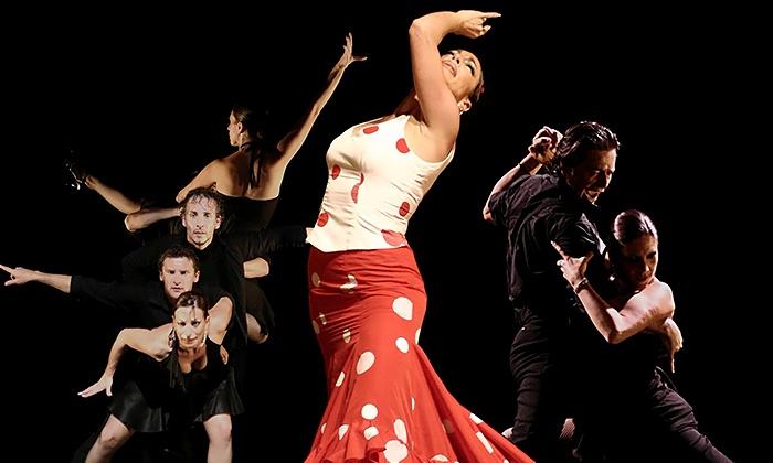 """Volver A FlamenTango: Compania Maria Serrano - Metro Toronto Convention Centre (John Bassett Theatre): """"Volver A FlamenTango: Compania Maria Serrano"""" at John Bassett Theatre on Friday, November 21 (Up to 35% Off)"""
