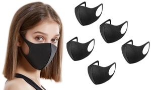 Lot de 5 masques réutilisables