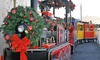 Bayville Winter Wonderland - Bayville: Visit for Two, Four, or Six and Santa Photos at Bayville Winter Wonderland (Up to 52% Off)