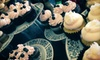Mimi's Piece of Cake - Former Owner - Von Elm East: One Dozen Mini, Regular, or Jumbo Cupcakes at Mimi's Piece of Cake (Up to 52% Off)