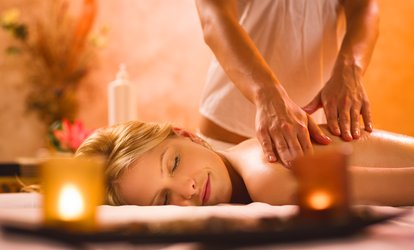 image for Back Massage, Facial or Both at Bennett's Beauty (Up to 64% Off)