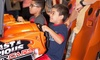 Boing! Fun Center Tampa - Tampa: Indoor Trampoline Park Passes or Parties from Boing! Fun Center Tampa (Up to 49% Off) Four Options Available.