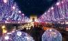 Christmas tour en vélo à Paris