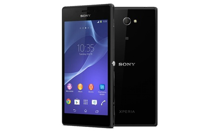 Unlocked Refurbished Sony Xperia M2 16GB With Free Delivery