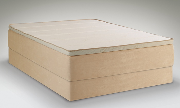 Tempur Pedic Pillow Top Mattress Groupon Goods
