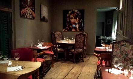Entrée, plat et dessert, pour 2 ou 4 personnes, dès 49 € au restaurant Le Square dAramis