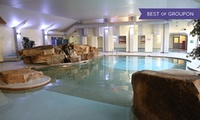 Pamper Package with Spa Access for Two at Cleopatras at Park Hall Hotel (Up to 61% Off)