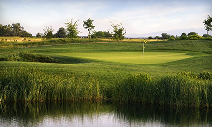 Wild Wings Golf Club - Monument Hills: 18 Holes of Golf with Cart Rental for Two or Four at Wild Wings Golf Club (Up to 55% Off)