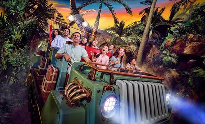 IMG World of Adventure Admission for Up to Four from Baisan Travel (Up to 24% Off)