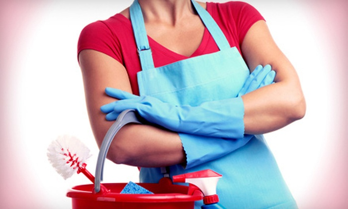 MaidPro - Ellicott City: Two or Four Man-Hours of Housecleaning from MaidPro (Up to 53% Off)