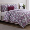 Contemporary Printed Duvet Cover Set (3- or 4-Piece)