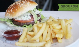 169 On Long: One Pizza or Burger from R39 for One at 169 On Long (Up to 43% Off)