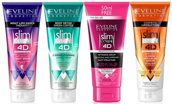 Eveline Slim Extreme 4D Slimming Serum