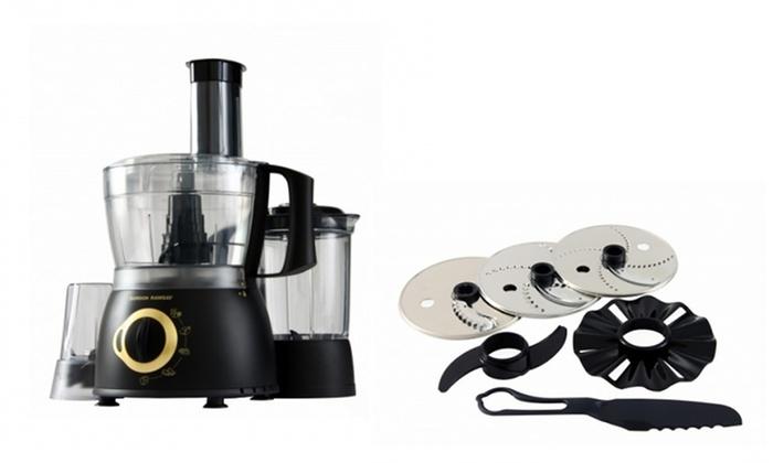 kitchenaid food processor instructions video