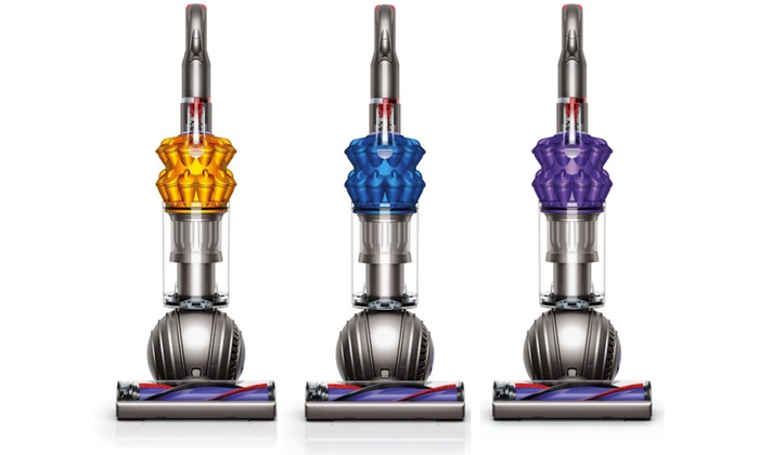 Groupon Goods Dyson Small Ball Multi Floor Or DC50 Upright Vacuum Cleaner Certified