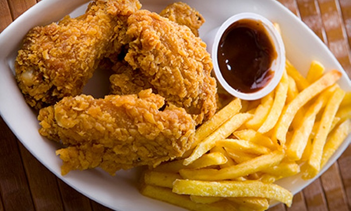 Ms. Tootsie's Restaurant Bar Lounge - Washington Square West: Southern Fare for Two or Four at Ms. Tootsie's Restaurant Bar Lounge (Up to 51% Off)
