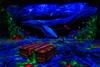 3D-Schwarzlicht-Minigolf