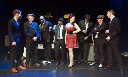 image for Amy Winehouse Tribute on 8 June or Hitsville - The Sound of Motown on 22 June at 2Funky Music Cafe (50% Off)