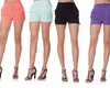Ladies' Harem Shorts with Two Side Pockets (6-Pack)