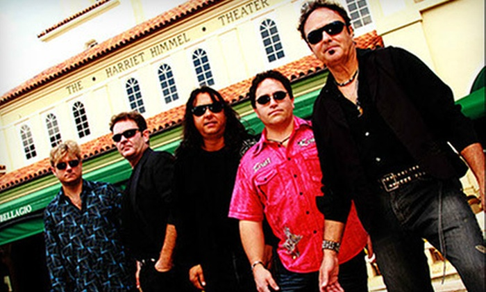 Odyssey Road - Mazyck - Wraggborough: $12 for Odyssey Road Journey Tribute Band for Two at Music Farm on Friday, August 31, at 8 p.m. (Up to $24.44 Value)