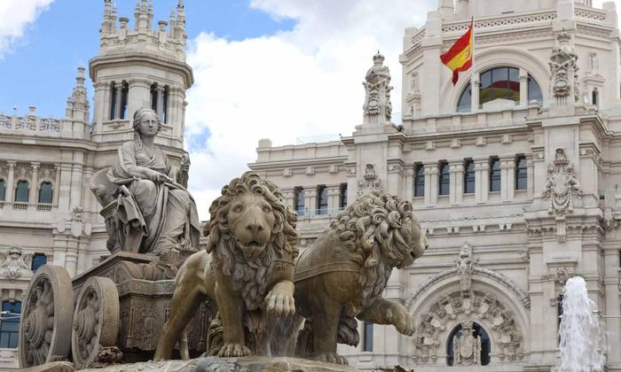 Madrid Quiz Tour - Madrid Quiz Tour: Visita guiada con concurso de preguntas durante el recorrido para 2, 4, 6 u 8 personas desde 9 € en Madrid Quiz Tour