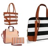 MKF It's All About Stripes Handbags and Wallets Collection