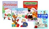 HR International: Kids' Christmas Activity Books from AED 59