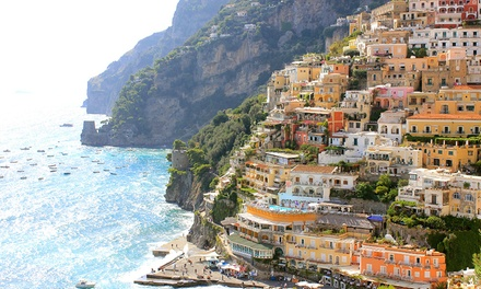 ✈ Naples: 2 to 4 Nights with Breakfast at the Rex Lifestyle Hotel and Return Flights*