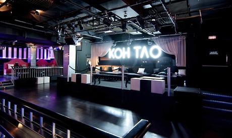 Monólogo con cena o consumición para dos personas desde 19,95 € en Koh Tao Madrid