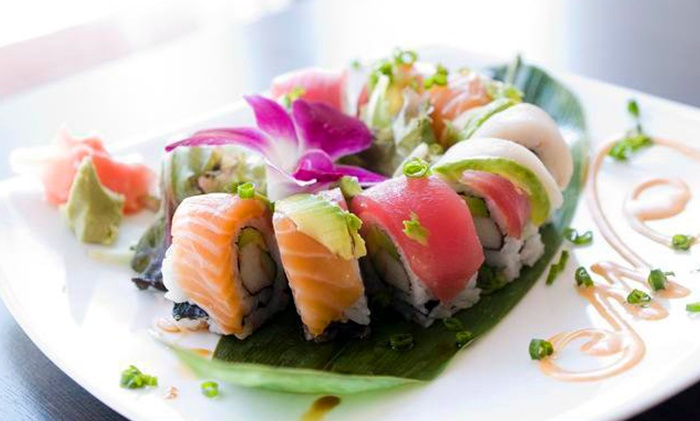 Sushi Fugu - Highland Village: $25 for $40 Worth of Sushi and Asian Fusion Cuisine at Sushi Fugu