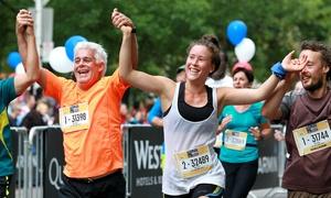 Montréal Rock 'n' Roll Oasis Marathon & 1/2 Marathon: Entrée au 5 km, 10 km, demi-marathon ou marathon Oasis Rock 'n' Roll de Montréal le 25 septembre (jusqu'à 29% de rabais)