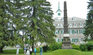 Moravian Historical Society: Visit for Four, or Historic Nazareth Walking Tour for Two or Four at Moravian Historical Society (Up to 60% Off)