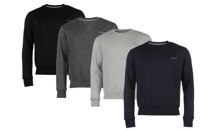 Pierre Cardin Men's Crew Neck Sweater for £14.99