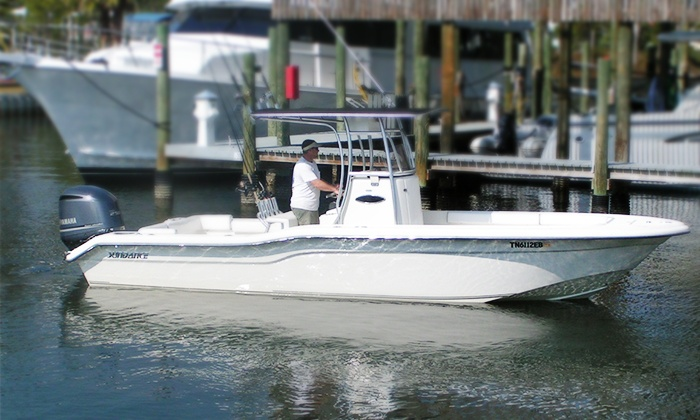 Max Drag Charters - Orange Beach: $499 for a Four-Hour Deep-Sea-Fishing Charter for Four from Max Drag Charters ($799 Value)