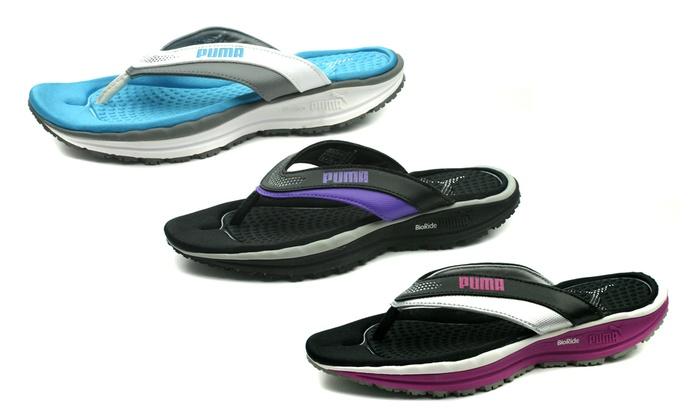Women s Puma Bioride Sandals  a565ab08e