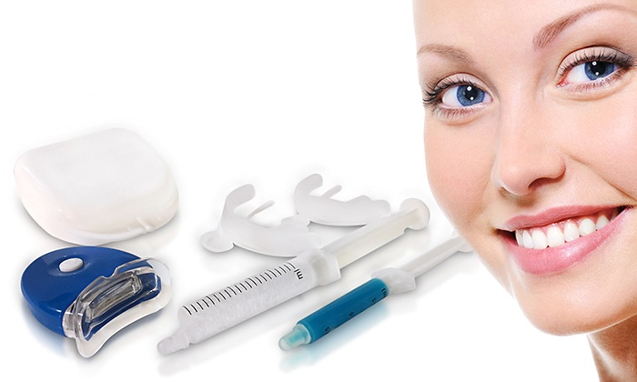 Dentalogica - Downtown: $29 for an At-Home Teeth-Whitening Kit from Dentalogica ($190 Value)