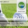 Greenfee-Mitgliedschaft für 2018