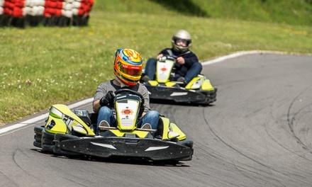 Une session de kart de 30 min pour 1, 2 ou 4 personnes dès 29,99 € Royal auto club of Belgium karting Spa Francorchamps